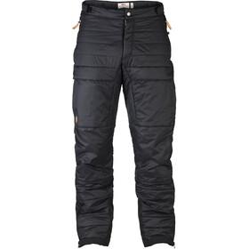 Fjällräven Keb Pantalon de randonnée Rembourré Homme, black